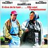 Un crime au paradis : affiche Jean Becker