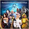 Scary Movie 4 : Affiche Anna Faris, Craig Bierko, David Zucker, Dr. Phil, Regina King