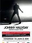 JOHNNY HALLYDAY - LE CONCERT DE SA DERNIÈRE TOURNÉE - AU CINÉMA