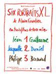 Six portraits XL : 1 Léon et Guillaume