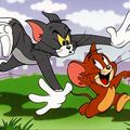 Photo : Tom et Jerry