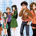 Photo : Love Hina