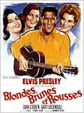Blondes, brunes, rousses
