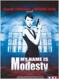 My Name Is Modesty : A Modesty Blaise Adventure