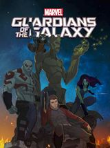 affiche Marvel's Guardians of the Galaxy