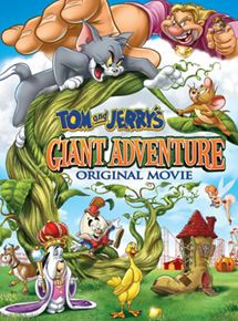 Tom et Jerry - Le haricot geant