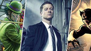 Gotham : les personnages de Batman des comics à la série télé !