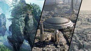 25 planètes cultes de cinéma