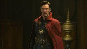 Doctor Strange fait le plein de photos renversantes