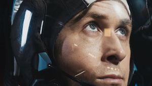 First Man : Ryan Gosling n