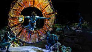 """Avatar : """"Avec le spectacle Toruk, vous pénétrez dans le monde de Pandora"""""""