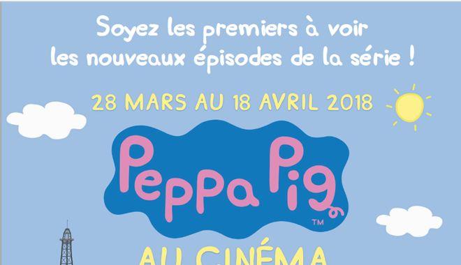Photo du film Les nouvelles aventures de Peppa Pig !