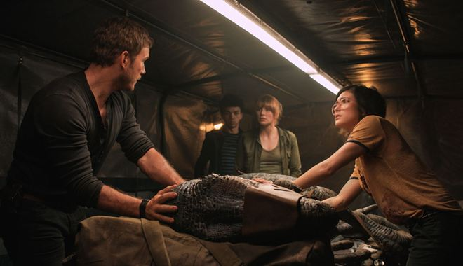 Photo du film Jurassic World: Fallen Kingdom