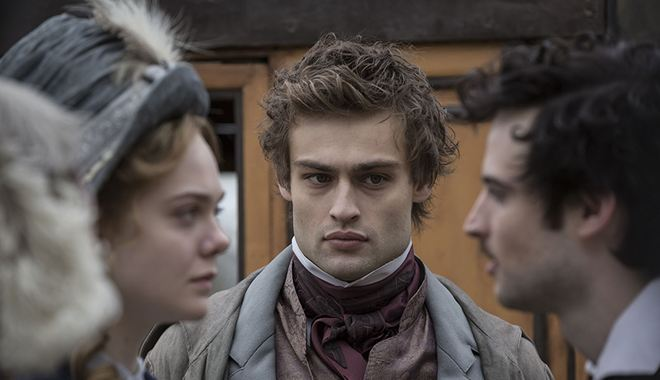Photo du film Mary Shelley
