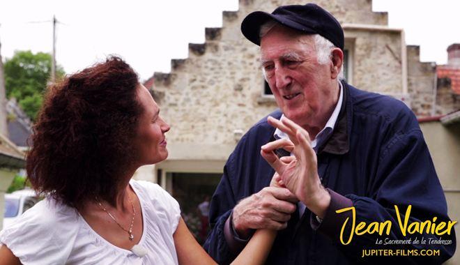 Photo du film Jean Vanier, le sacrement de la tendresse