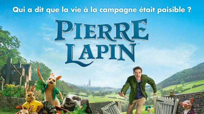 Photo du film Pierre Lapin
