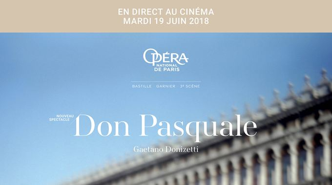 Photo du film Don Pasquale (Opéra de Paris-FRA Cinéma)