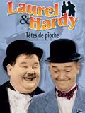 Laurel et Hardy - Têtes de pioche
