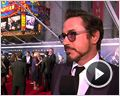 Robert Downey Jr. Interview 2: Avengers
