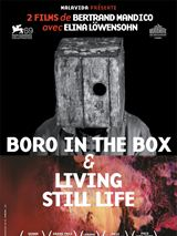 Boro in the Box et Living still Life