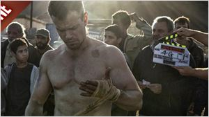 FanZone 542 : Jason Bourne en mode free fight