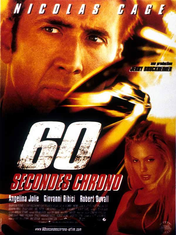 60 secondes chrono Streaming