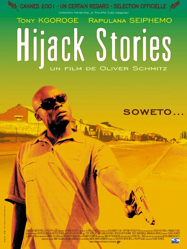Affiche du film Hijack Stories