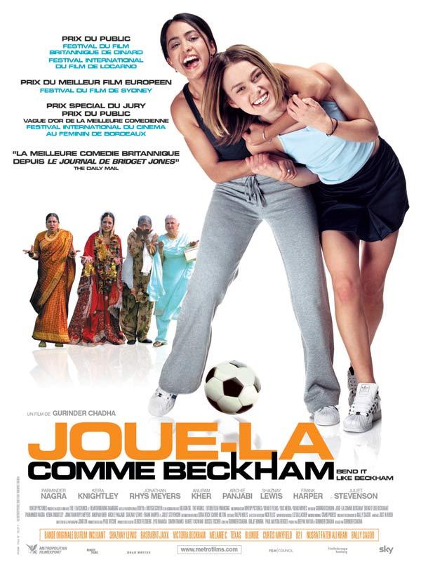 Joue-la comme Beckham Streaming