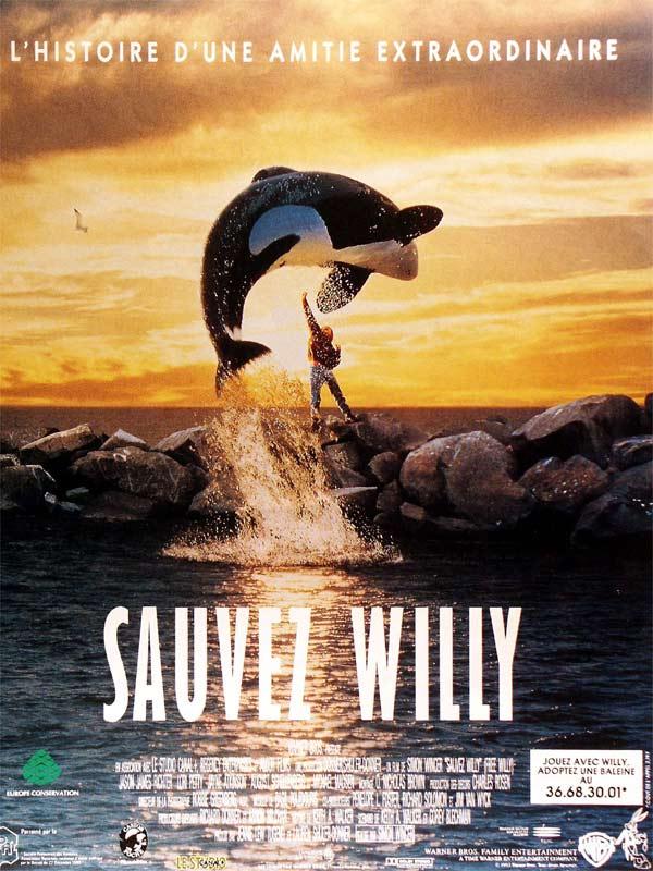 BO Sauvez Willy - Thème Principal - YouTube
