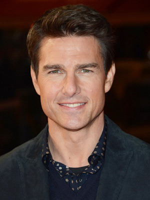 Affiche de Tom Cruise
