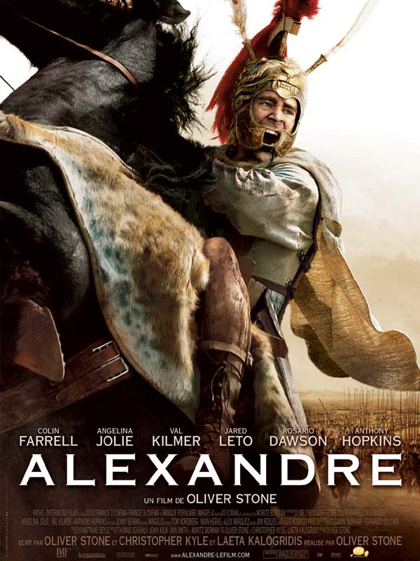 """an analysis of alexander the great a hollywood film Alexander the great, the young macedonian military genius who forged an  empire stretching from the eastern  papers,"""" a top-secret department of  defense study of america's involvement in the vietnam war  hollywood  was  the question posed by the posters advertising stanley kubrick's film adaptation of  vladimir."""