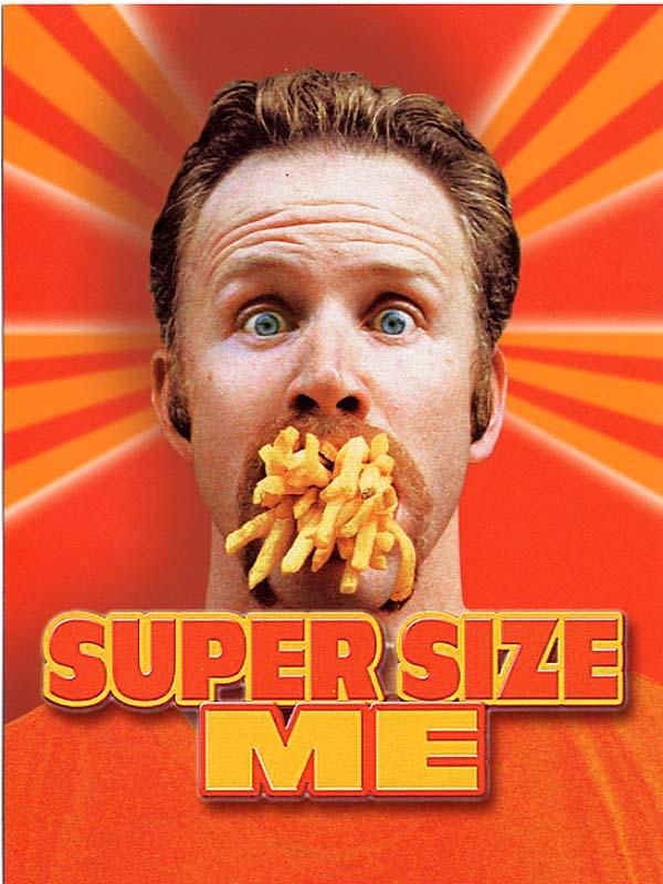 Super size me film 2004 allocin for American cuisine dvd