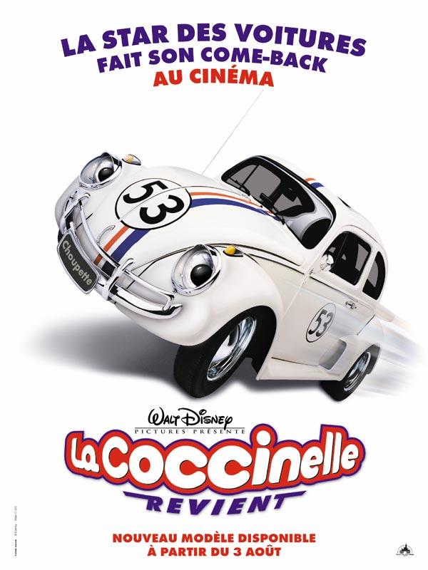 La Coccinelle revient [FRENCH DVDRiP]