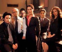 Affiche de la série The Jury (US)