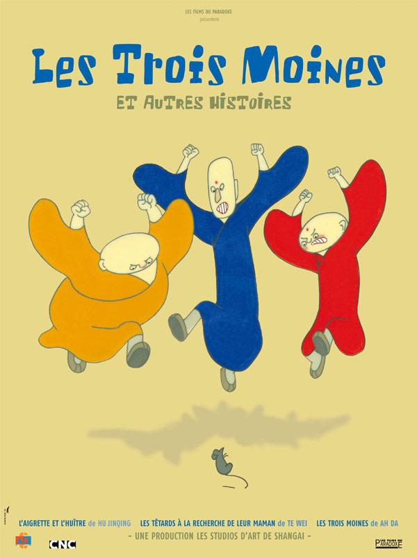 Contes chinois 1 : Les trois moines et autres histoires