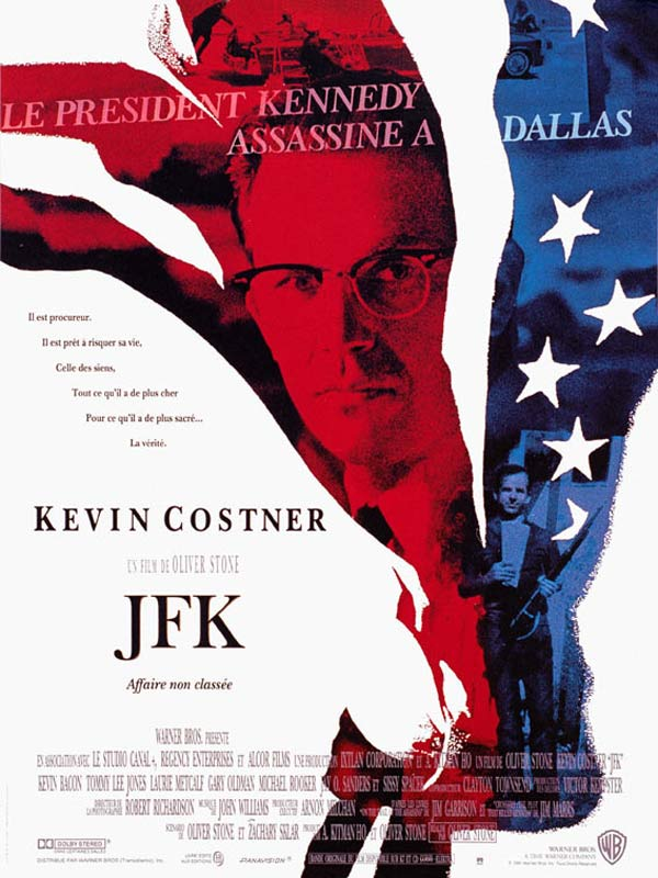Image result for JFK Cast