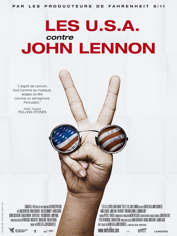 Les U.S.A. contre John Lennon Streaming VF DVDRIP