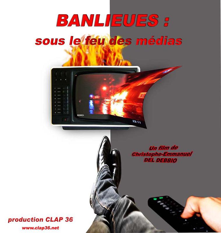 telecharger Banlieues : sous le feu des médias HDLight Web-DL