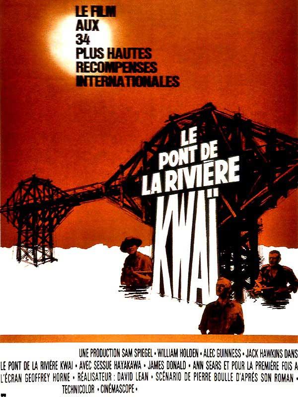 Image du film Le Pont de la rivière Kwaï