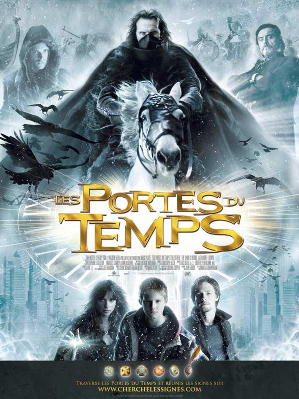 Les portes du temps film 2007 allocin - Harry potter 8 et les portes du temps ...