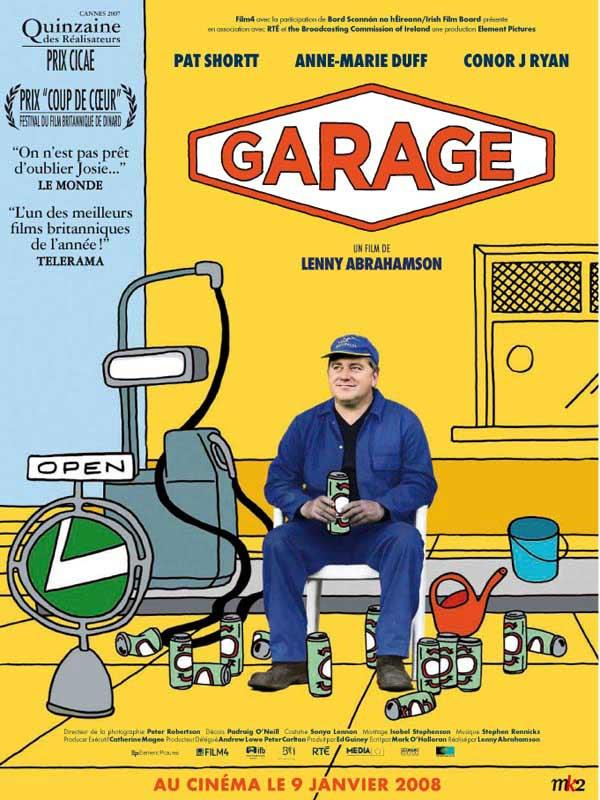 Critique du film garage allocin for Reprise de ma voiture par un garage