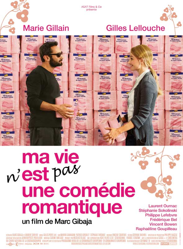 ma vie n 39 est pas une com die romantique film 2006 allocin. Black Bedroom Furniture Sets. Home Design Ideas