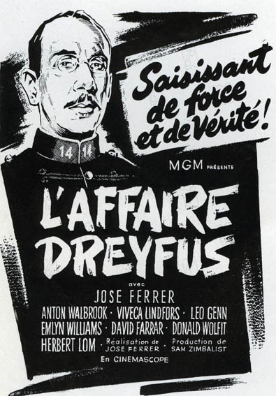 L'Affaire Dreyfus Streaming VF DVDRIP
