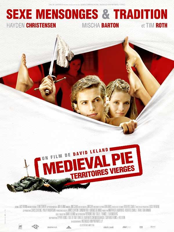 Medieval Pie : Territoires Vierges (2007) [TRUEFRENCH] [Blu-Ray 720p]