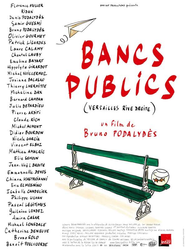 Bancs publics versailles rive droite film 2009 allocin - Bancs publics versailles rive droite ...