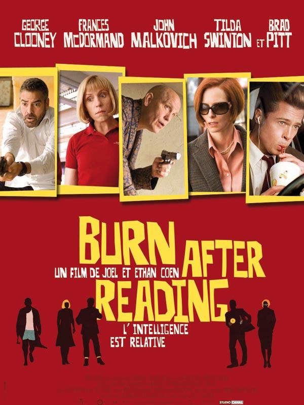 Image du film Burn After Reading