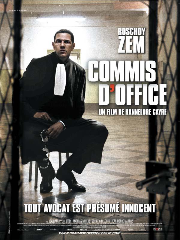 comment prendre un avocat commis d'office