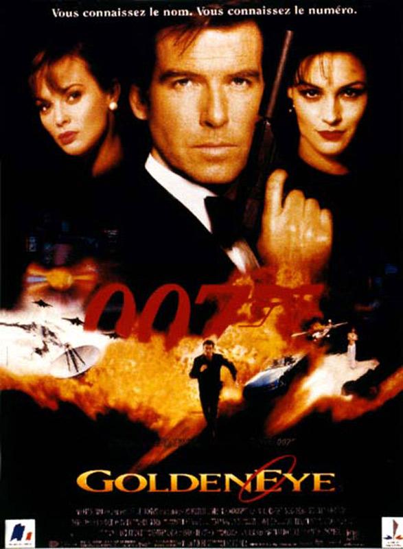 Goldeneye Film 1995 Allocin 233