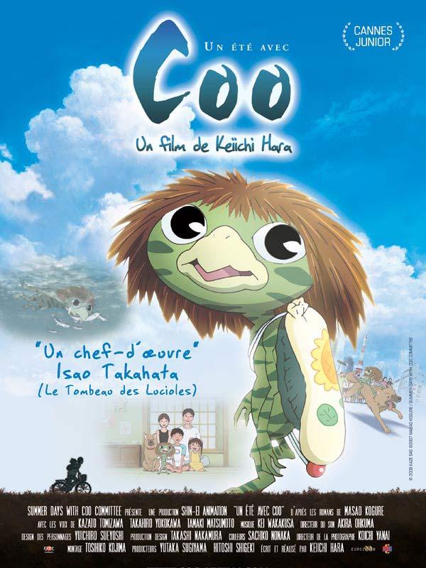 Un T Avec Coo Film 2007 Allocin