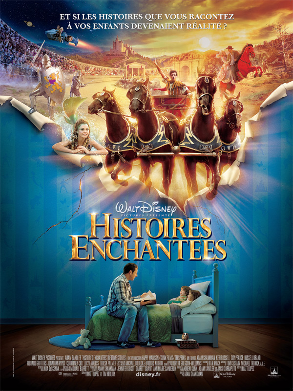 Histoires enchantées  FRENCH   [720p BluRay]